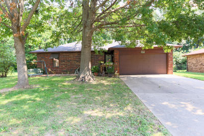 Springfield MO Single Family Home For Sale: $145,000