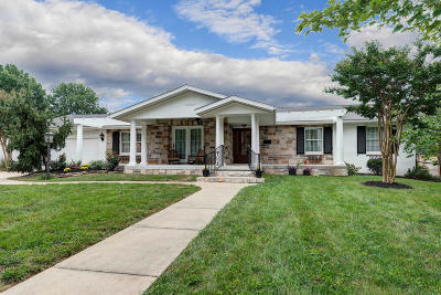 Springfield Single Family Home For Sale: 2748 South Edgewater Drive