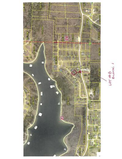 Reeds Spring Residential Lots & Land For Sale: Lot #8 Blue Water Village Lane