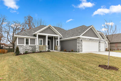 Nixa Single Family Home For Sale: 926 East Thorndale Drive