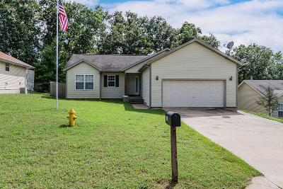 Branson MO Single Family Home For Sale: $133,900