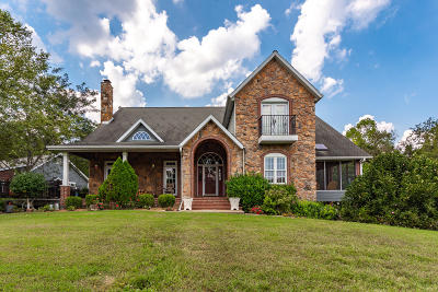 Chestnutridge Single Family Home For Sale: 1169 Creekside Road