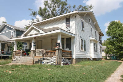 Greene County Multi Family Home For Sale: 1401 West Mount Vernon Street