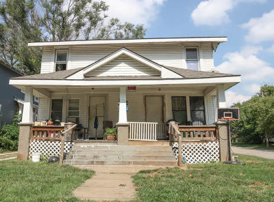 Springfield Multi Family Home For Sale: 1401 West Mount Vernon Street