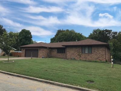 Aurora Single Family Home For Sale: 805 Terrace Drive