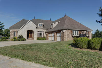 Nixa Single Family Home For Sale: 435 North Gregg Road