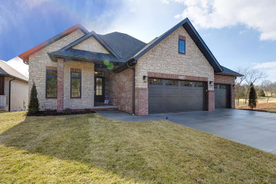 Springfield Single Family Home For Sale: 3730 East Cypress Point