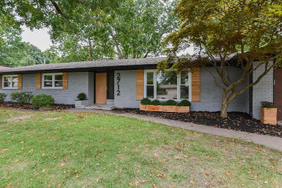 Springfield Single Family Home For Sale: 2712 East Southern Hills Boulevard