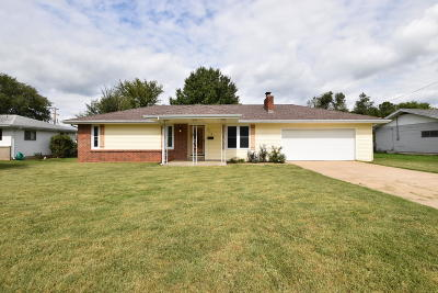 Republic MO Single Family Home For Sale: $125,000