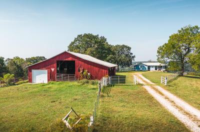 Forsyth Farm For Sale: 1914 Grady Road