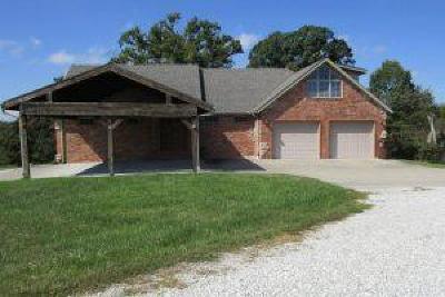 Nixa Single Family Home For Sale: 941 East Minnehaha Road