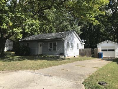 Cassville Single Family Home For Sale: 1403 North Gravel Street