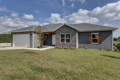 Branson Single Family Home For Sale: 114 Ridgetop Lane