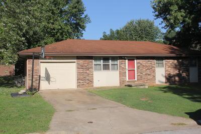 Republic Single Family Home For Sale: 103 North Teakwood Avenue