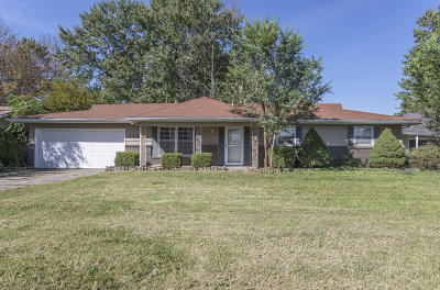 Springfield MO Single Family Home For Sale: $117,000