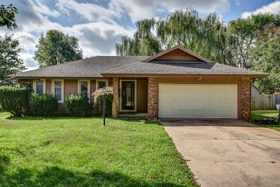 Single Family Home For Sale: 4324 West William Street