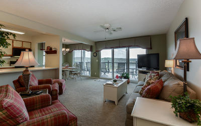 Branson, Indian Point Condo/Townhouse For Sale: 1 Treehouse Lane #5