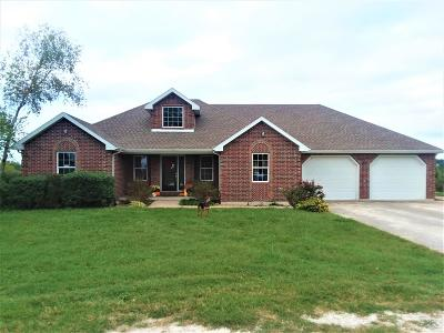Bolivar Single Family Home For Sale: 3652 South 120th Road
