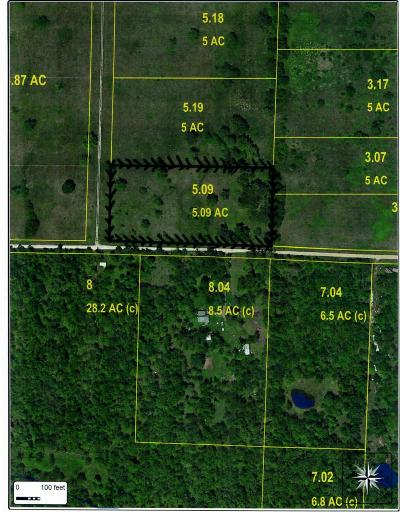Stockton Residential Lots & Land For Sale: 10865 South 1215 Road