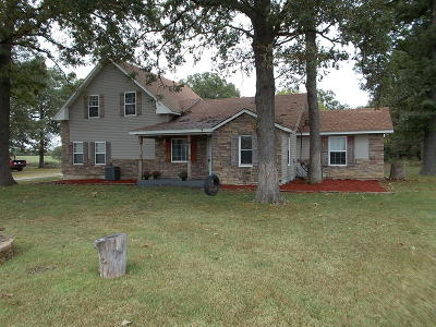 Cross Timbers Single Family Home For Sale: 11629 Us-65