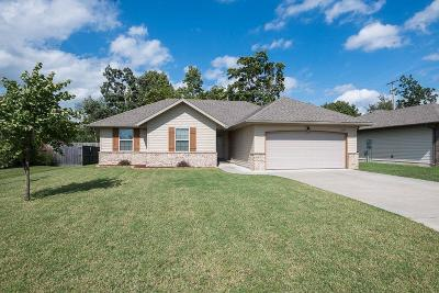 Republic Single Family Home For Sale: 2493 East Willow Street