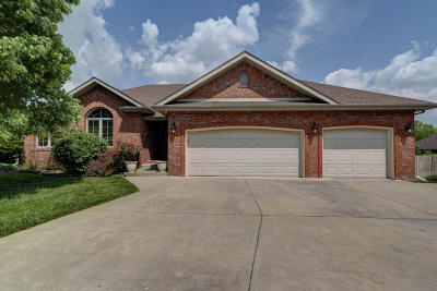 Springfield Single Family Home For Sale: 3560 West Edgewood Court