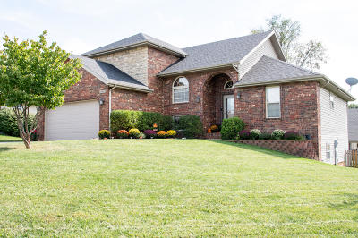 Webster County Single Family Home For Sale: 411 Mockingbird Ridge