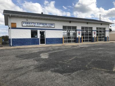 Forsyth Commercial For Sale: 194 Coy Blvd