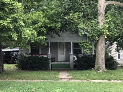 Springfield MO Single Family Home For Sale: $59,900
