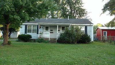 Mt Vernon Multi Family Home For Sale: 603-605 East Kirby Street