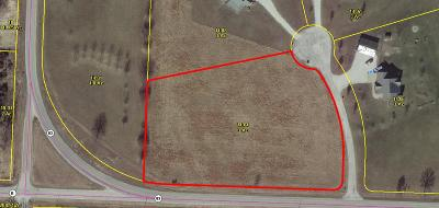 Bolivar Residential Lots & Land For Sale: Lot 1 Cheney Estates