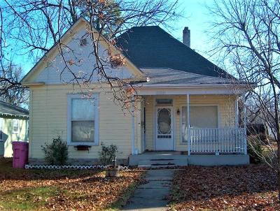 Springfield Single Family Home For Sale: 2528 North Grant Avenue
