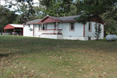 Summersville Single Family Home For Sale: 534 Mo-17