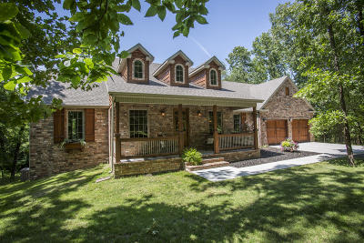 Nixa Single Family Home For Sale: 249 Stoneybrook Lane