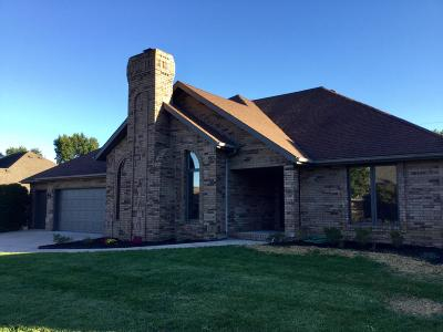 Springfield Single Family Home For Sale: 3922 East Washita Street