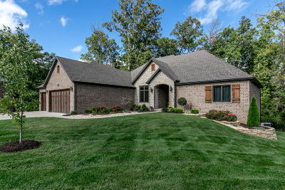 Nixa Single Family Home For Sale: 405 West Everwood Way