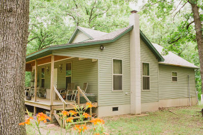 Cross Timbers Single Family Home For Sale: 0000 Whitetail Rd.