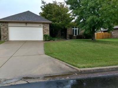 Nixa Single Family Home For Sale: 705 Robinwood Lane