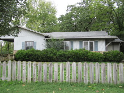 Branson MO Single Family Home For Sale: $100,000