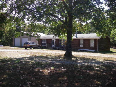 Saint Clair County Single Family Home For Sale: 9100 Southeast Hwy J