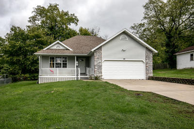 Marshfield Single Family Home For Sale: 640 North Buffalo Street