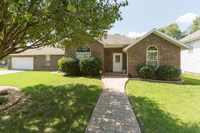 Springfield MO Single Family Home For Sale: $239,500