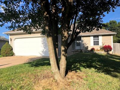 Nixa Single Family Home For Sale: 711 Mimosa Court