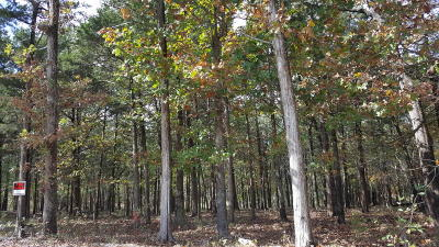 Branson  Residential Lots & Land For Sale: 222 Cougar Trail East Trail East