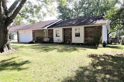 Springfield MO Single Family Home For Sale: $169,900