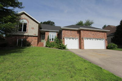 Springfield Single Family Home For Sale: 2555 South Chapel Drive