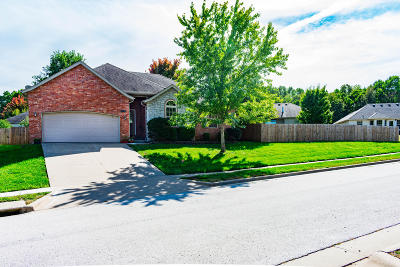 Springfield MO Single Family Home For Sale: $180,000