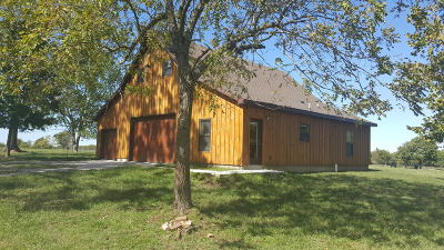 Strafford, Willard Single Family Home For Sale: 7484 North State Hwy Z