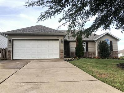 Nixa Single Family Home For Sale: 429 West White Ash Road