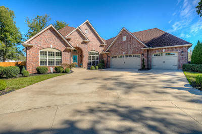 Joplin Single Family Home For Sale: 2813 Tranquil Waters Court